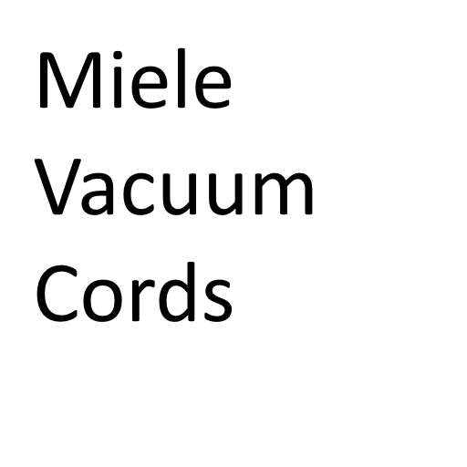 Miele Vacuum Cleaner Cord : Power Cords : Cord Reel Assembly