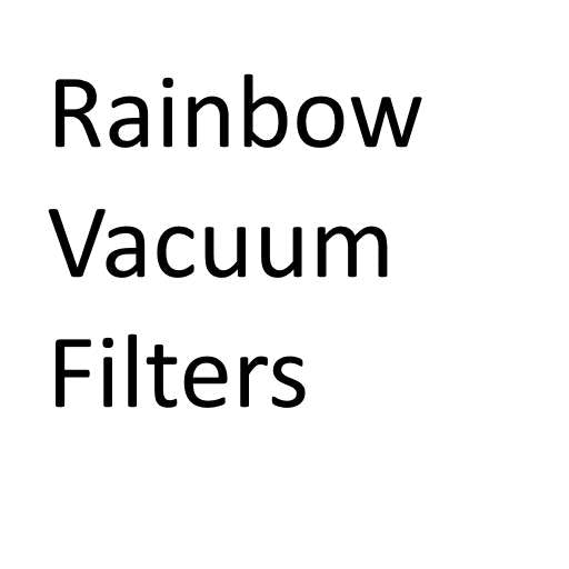 Rainbow Vacuum Cleaner HEPA Filters