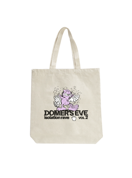 Domer's Eve 2 Tote - CYBRWRM