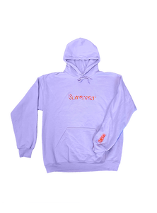 World Embroidered Hoodie - CYBRWRM