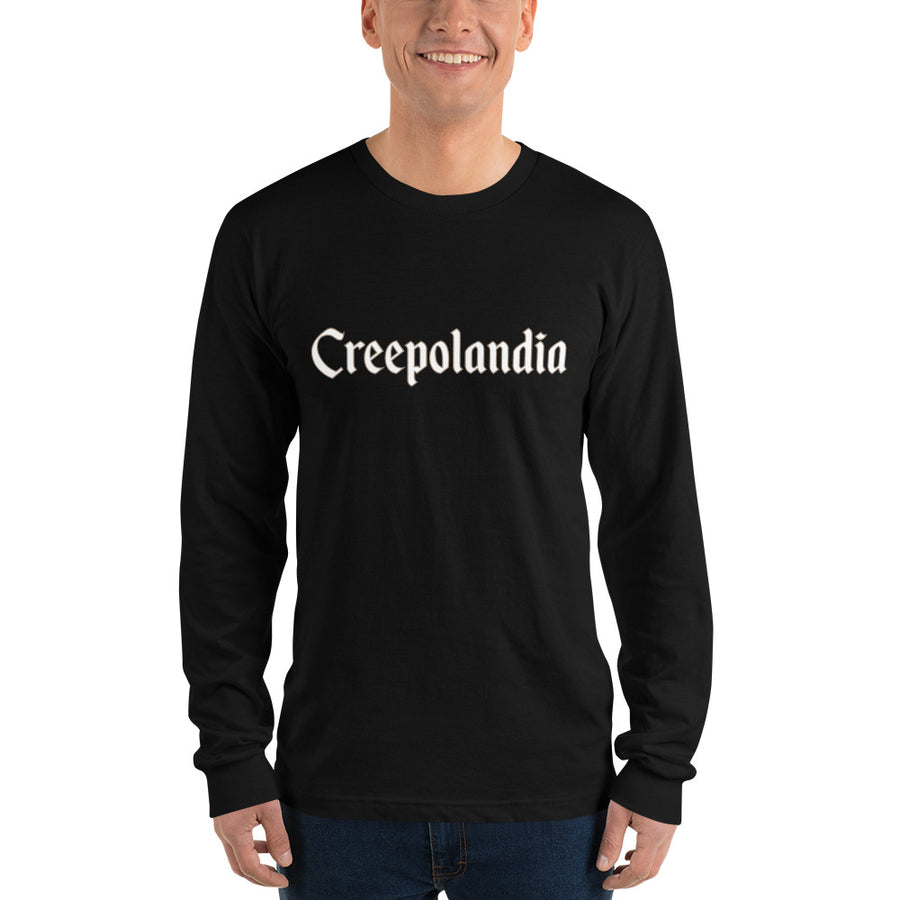 Creepolandia Long sleeve Shirt (Unisex)