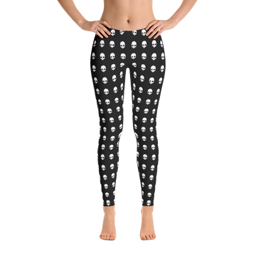 Creepolandia Skull Leggings