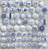 Toppers Knob 12 x 12 Decor Stamp