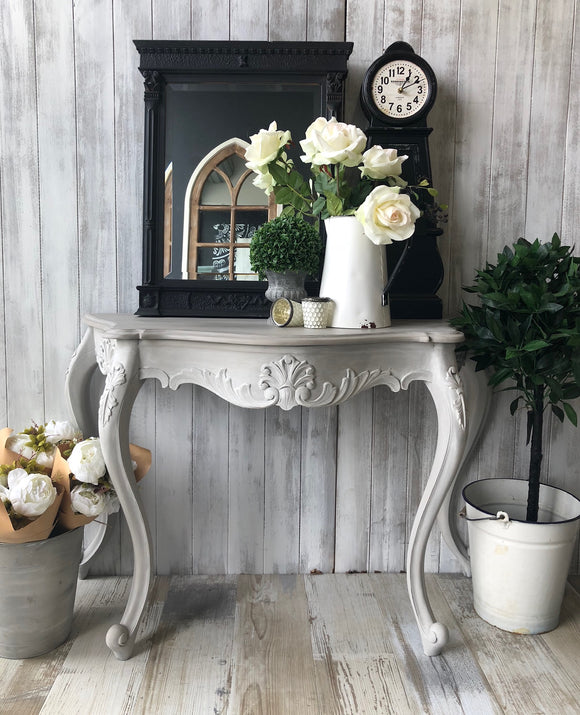Shop the Look Console Table