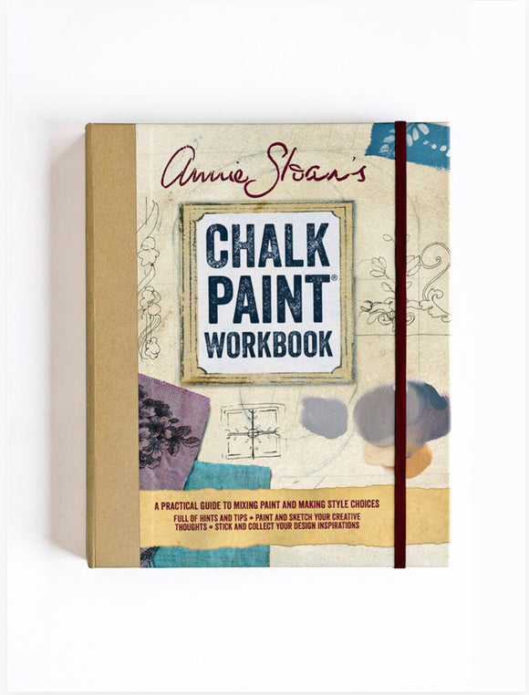 Annie Sloan's Chalk Paint Workbook $30