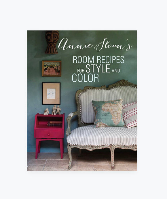Annie Sloan's Room Recipes for Style and Colour $56