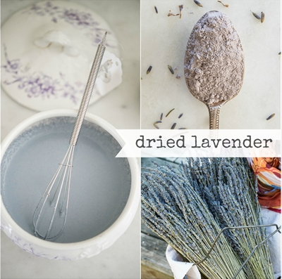 Dried Lavender - 1 Quart Milk Paint