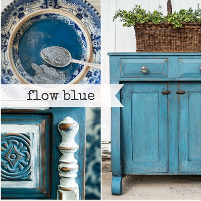 Flow Blue - 1 Quart Milk Paint