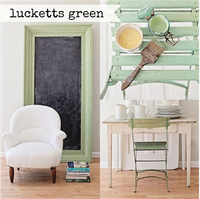 Lucketts Green - 1 Quart Milk Paint