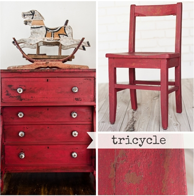 Tricycle - 1 Quart Milk Paint