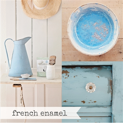 French Enamel - 1 Quart Milk Paint