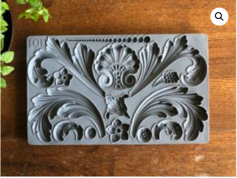 COMING SOON! ACANTHUS SCROLL 6×10 DECOR MOULDS™