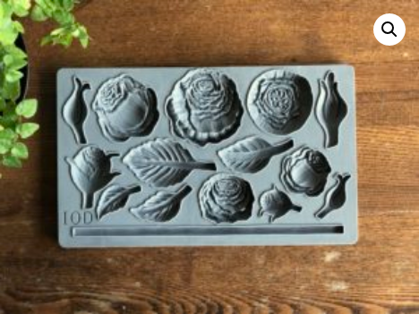 COMING SOON! HEIRLOOM ROSES 6×10 DECOR MOULDS™