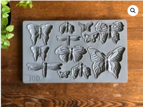 COMING SOON! MONARCH 6×10 DECOR MOULDS™
