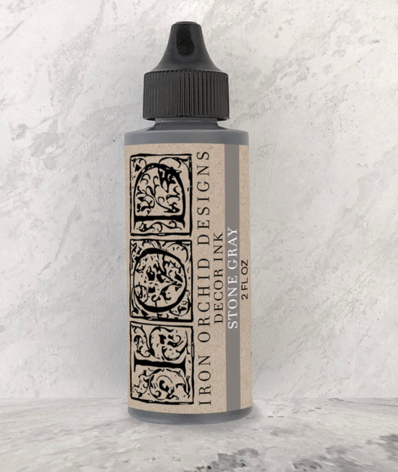 Decor Ink Stone Grey