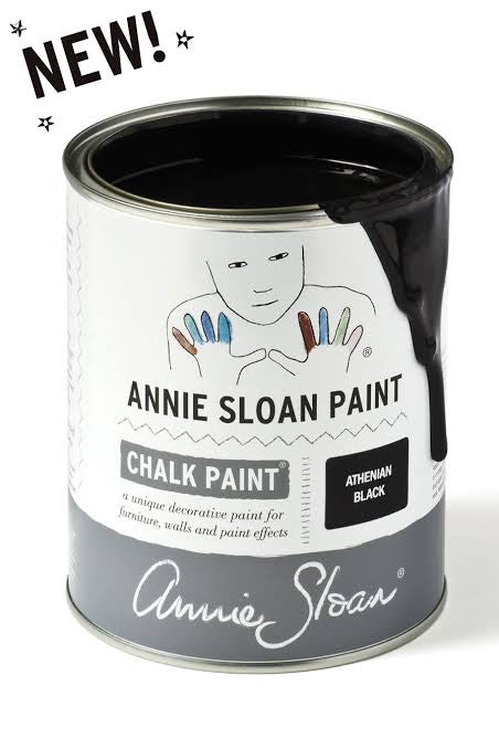 Athenian Black Chalk Paint