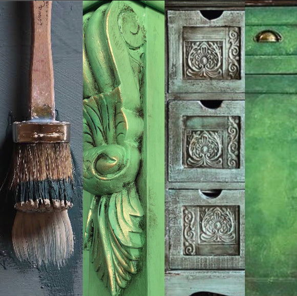 Annie Sloan Chalkpaint 101 Workshop -Saturday 26th June 2021 9am