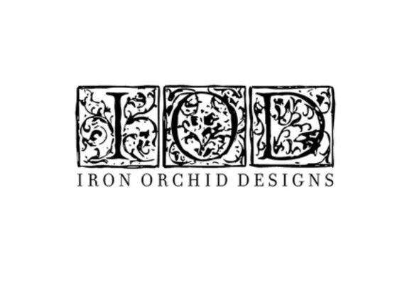 Iron Orchid Designs Workshop - Saturday 6th November 2pm