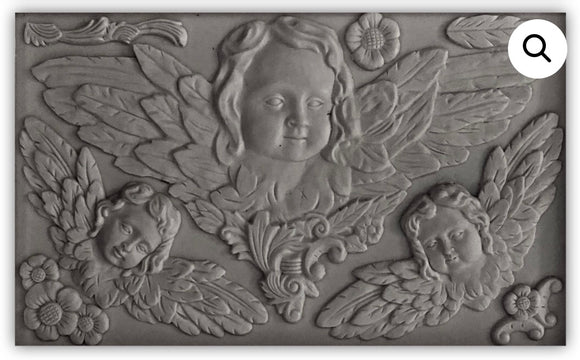 CLASSICAL CHERUBS 6×10 DECOR MOULD™