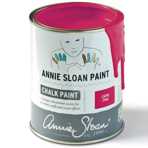 Capri Pink Chalk Paint