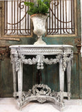 Versailles Curved Console Table