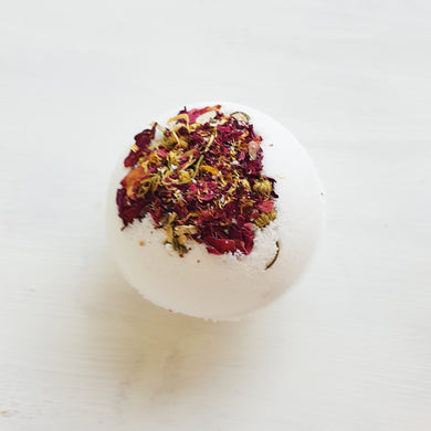 Large Relaxing Essential Oil Bath Bomb