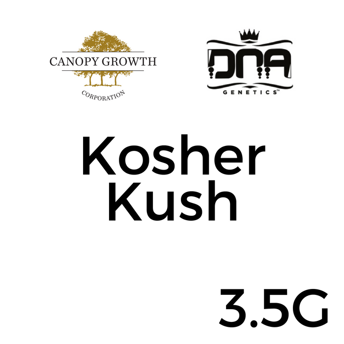 DNA Genetics Kosher Kush