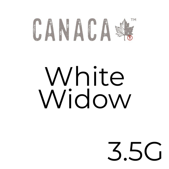 Canaca White Widow