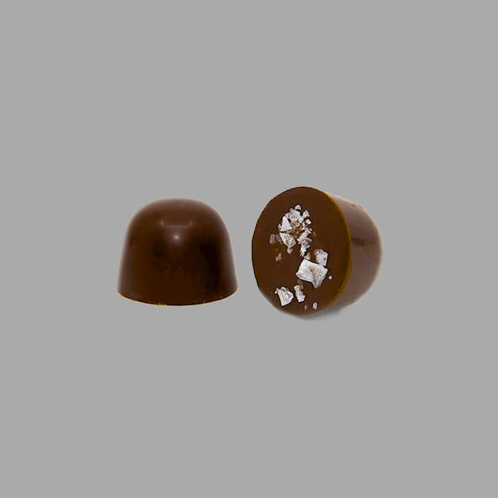 Fireside Salted Caramel Milk Chocolate Duo
