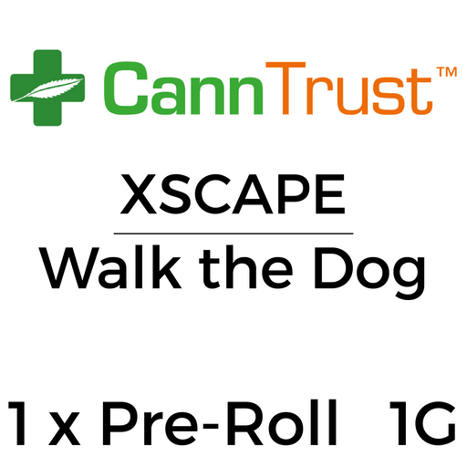 Xscape Walk the Dog Pre-Roll