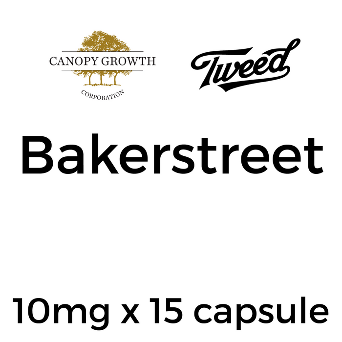 Tweed Bakerstreet Capsules - 10mg
