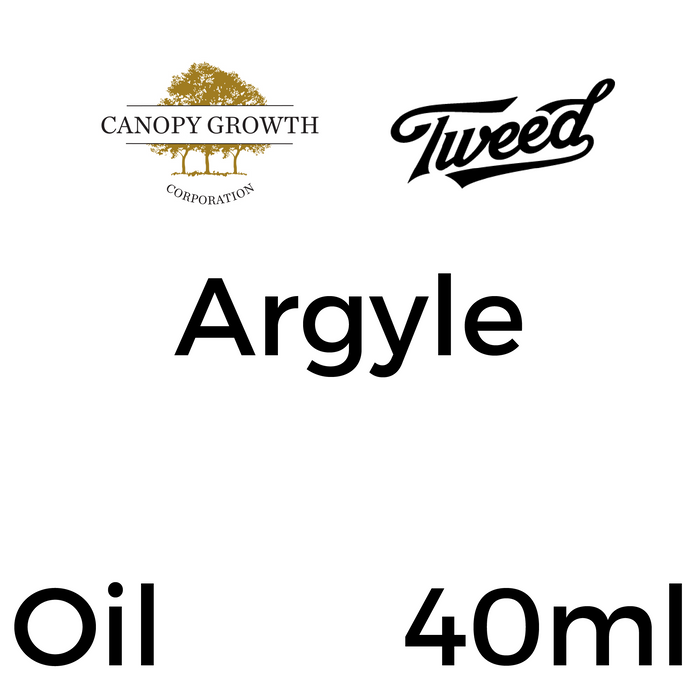 Tweed Argyle Oil