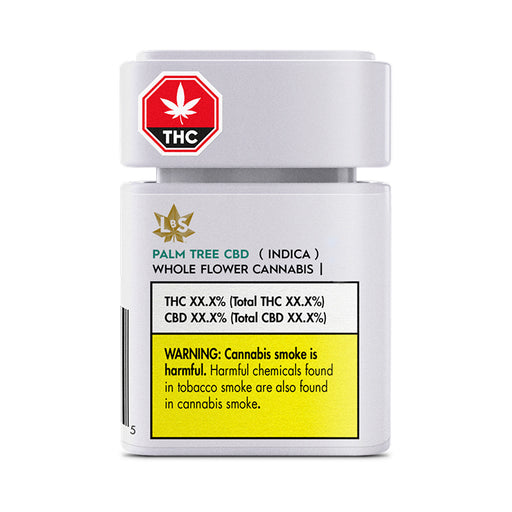 LBS Palm Tree CBD