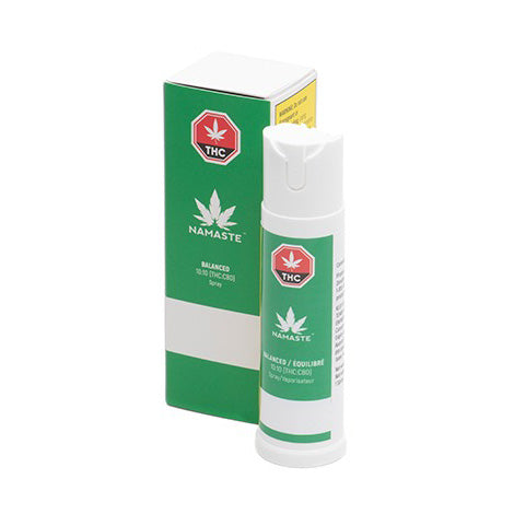 Namaste Balanced Oral Spray