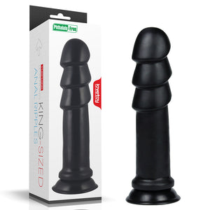 "Lovetoy 11.25"" King Sized Anal Ripples"