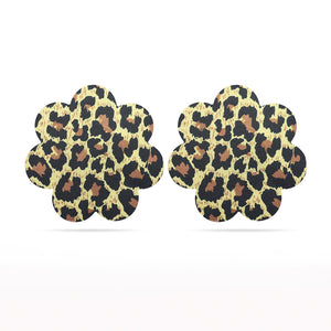 Lovetoy Leopard Sexy Nipple Pasties (2 Pack)