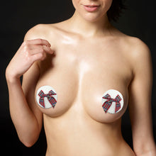 Load image into Gallery viewer, Lovetoy Reusable Sequin Round Nipple Pasties