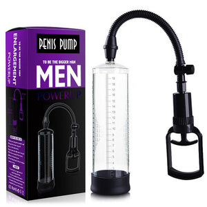 Beginner's Trigger Grip Penis Pump