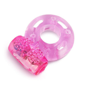 Butterfly Vibrating Penis Ring