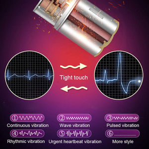 Automatic Rechargeable Voice Dual Channel Masturbator, (Vagina + Mouth), 8 Function