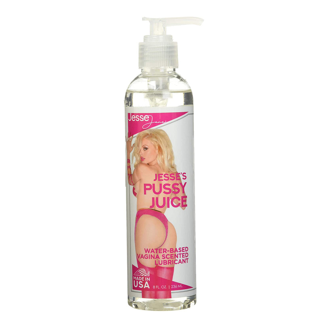 Jesse Jane Pussy Juice Vagina Scented Lube - 8 oz