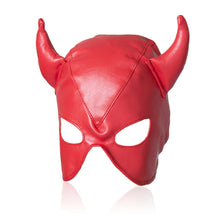 Load image into Gallery viewer, Naughty Devil Mask