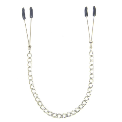 Nipple Tweezer Clamps with Chain