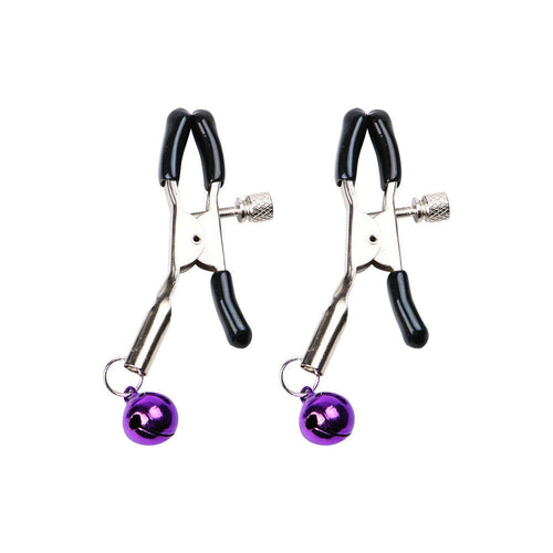 Adjustable Nipple Clamps with Bell