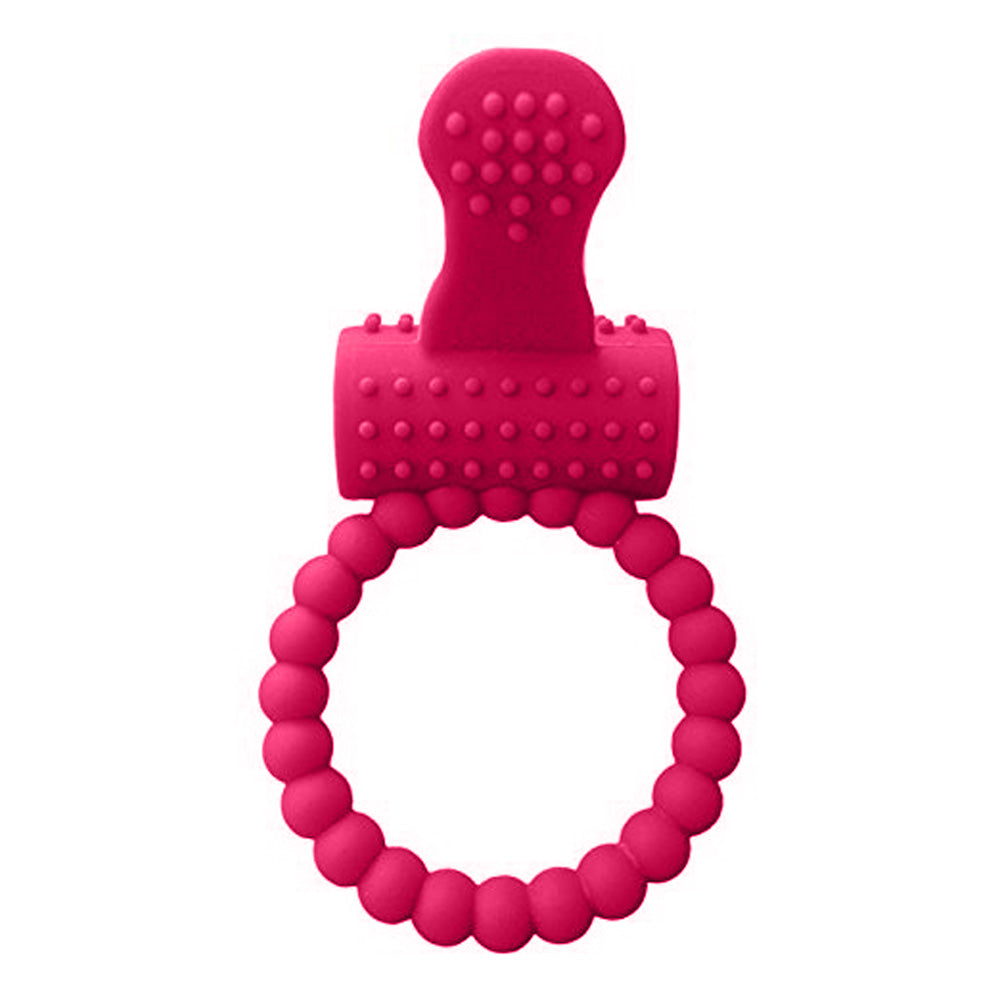 Vibrating Tongue Penis Ring