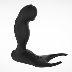 Remote Control Prostate Massager & Penis Ring Combo