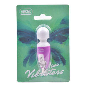 Mini Massage Wand Vibrator with Chain