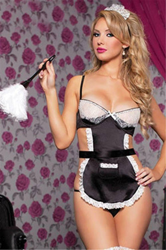 French Maid Temptress