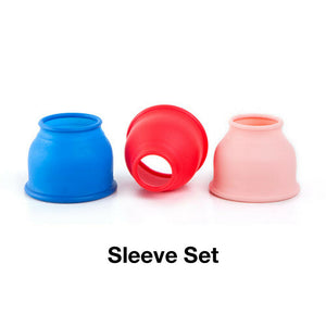 Handsome Up Penis Pump Sleeve Set (Multi-pack)