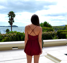 Load image into Gallery viewer, Bec and Bridge Desert March Playsuit